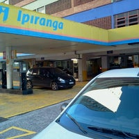 Photo taken at Garagem Siqueira Campos by Renato P. on 6/28/2012