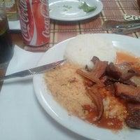 Photo taken at Baiah Brasa Restaurante by Carlos N. on 5/18/2012