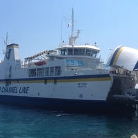 Photo taken at Cirkewwa Ferry Terminal by Alina  B. on 7/26/2012