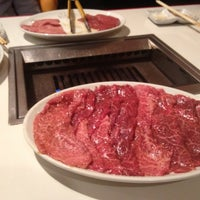 Photo taken at Yakiniku Jumbo by Kazuya I. on 2/16/2012