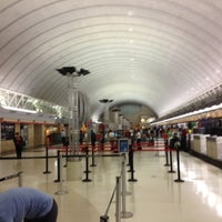 Photo taken at San Antonio International Airport (SAT) by Lynnwood K. on 6/19/2012