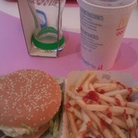 Photo taken at McDonald's CC El Rosal by Paloma G. on 6/14/2012