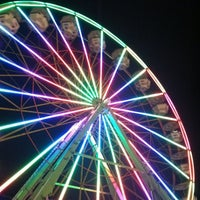 Photo taken at Big Wheel by Andrea on 9/8/2012