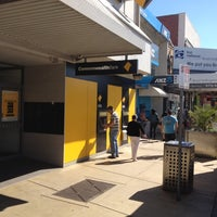 Photo taken at Commonwealth Bank ATM by Weston R. on 4/13/2012