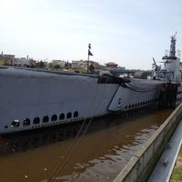 Photo taken at USS Cobia by Paul P. on 4/29/2012