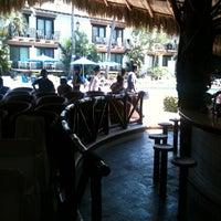 Photo taken at Hacienda Hotel & Spa by Manuel R. on 3/23/2012