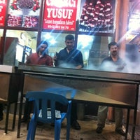 8/9/2012 tarihinde Paşa T.ziyaretçi tarafından Ciğerci Yusuf'de çekilen fotoğraf