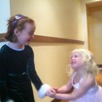 Photo taken at Buckhead Pizza Co. by Regina V. on 2/11/2012