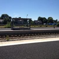 Photo taken at Gare SNCF de Folligny by Joffrey L. on 6/18/2012