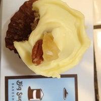 Photo taken at Big Sugar Bakeshop by Nikki J. on 3/18/2012
