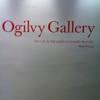 Photo taken at Ogilvy by Vincenzo M. on 3/8/2012