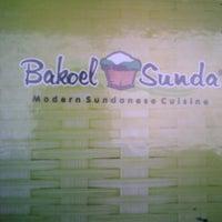 Photo taken at Bakoel Sunda by Ferdinand S. on 7/7/2012