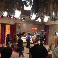 Photo taken at WISH-TV by Ben R. on 4/27/2012