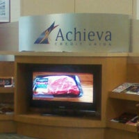Photo taken at Achieva Credit Union by Dawn on 7/30/2012