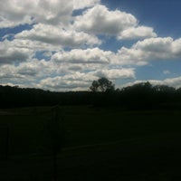 Photo taken at Disc Golf Course (Circleville Park) by Austin N. on 6/26/2012