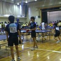 Photo taken at 東京都立 砂川高等学校 by Pooh on 5/27/2012