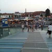 Photo taken at Piazzale Roma by Дмитрий С. on 9/7/2012