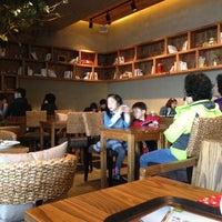 Photo taken at Caffé bene by Wonho E. on 4/22/2012