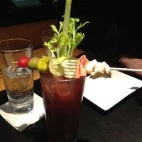 Photo taken at Destihl Restaurant & Brew Works by Thomas T. on 3/8/2012