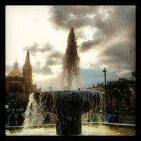Foto tomada en Plaza de La Liberación por Demian L. el 5/15/2012