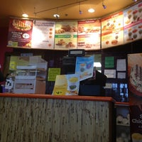 Photo taken at Tropical Smoothie Cafe by Joyce J. on 4/22/2012