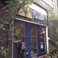 Photo taken at Paradox by David J. on 5/5/2012