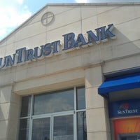 Photo taken at Suntrust Bank by Misty P. on 8/14/2012