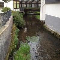 Das Foto wurde bei Hotel Zugbrücke Grenzau von Michael W. am 9/1/2012 aufgenommen