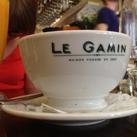 Photo taken at Le Gamin by Matt H. on 6/24/2012