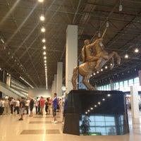 Photo taken at Skopje Alexander the Great Airport (SKP) by Kobbora on 9/4/2012