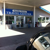 Photo taken at Smith's Grove Travel Center by Adam T. on 8/18/2012