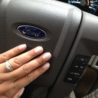Photo taken at Forever French Nails & Organic Salon by Meg S. on 6/1/2012