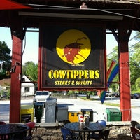 Photo taken at Cowtippers by Ed A. on 4/9/2012