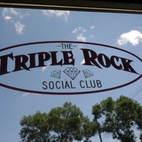 Photo taken at Triple Rock Social Club by J.P. B. on 7/7/2012