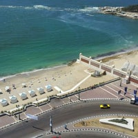 Photo taken at Sheraton Montazah Hotel by Ali Khalid on 5/20/2012