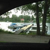 Photo taken at Kirkonranta by Sannamari L. on 7/7/2012