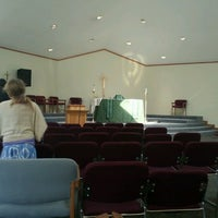 Photo taken at Church of the Messiah by Gilbert F. on 7/8/2012