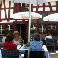 Photo taken at Alter Tobelhof by Erhard R. on 8/19/2012