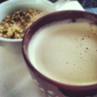 Photo taken at Starbucks by Jenn H. on 5/10/2012