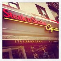 8/24/2012にCaroline T.がSteak 'n Shakeで撮った写真