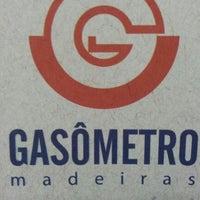 Photo taken at Gasometro Madeiras ( Centro de Distribuicao) by Flavio C. on 8/24/2012