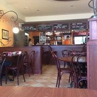 Photo taken at Creperie De Paris by Елена on 9/2/2012