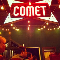 Photo taken at Comet Ping Pong by Chris A. on 6/9/2012