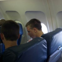 Photo taken at Gate 67B by Mark W. on 7/15/2012