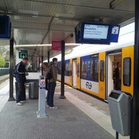 Photo taken at Station Driebergen-Zeist by Johan S. on 4/20/2012