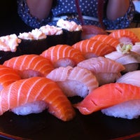 Photo taken at Yamato Japanese Restaurant by Richerd C. on 8/7/2012
