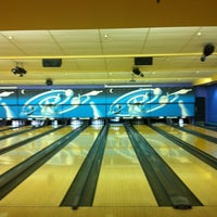 Photo taken at Presidio Bowling Center by Robin T. on 8/29/2012