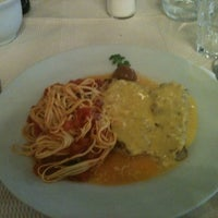 Photo taken at La Pasta Gialla by Isabela S. on 6/15/2012