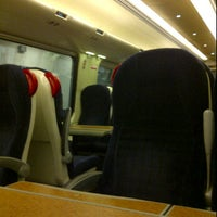 Photo taken at Platform 2B by Michael H. on 2/28/2012