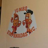 Photo taken at Jumbo Empanadas by Darren K. on 4/9/2012